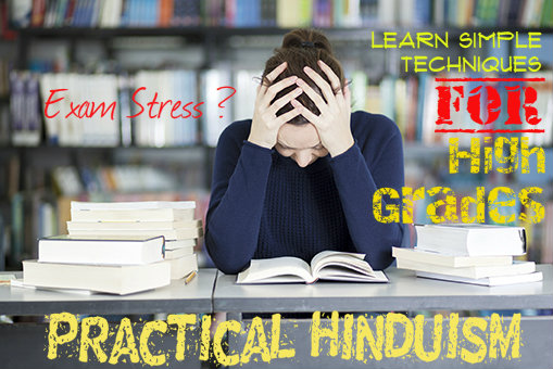 practical hinduism result exam stress