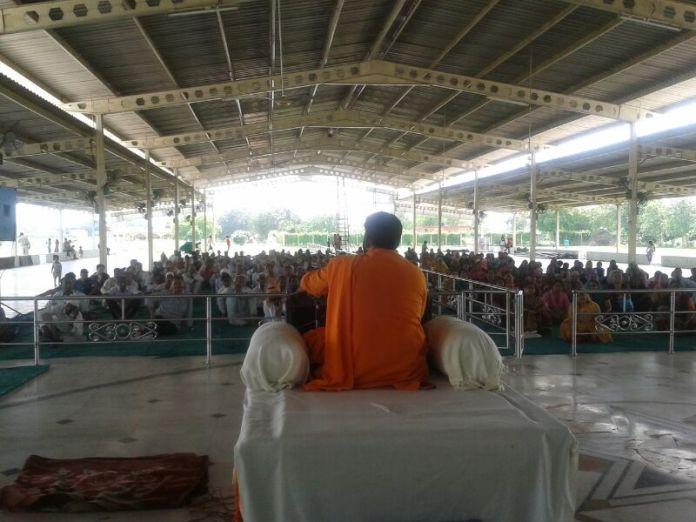 rama bhai,satsang,faridabad ashram,asharamji bapu,suprachar sewa,