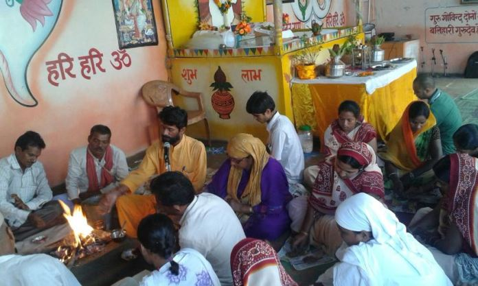 raipur chaturmaas samiti sewa-oct2014  (2)