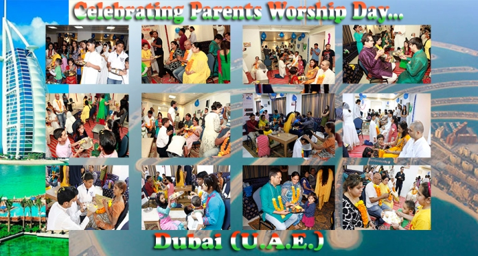 33 - Celebrating Parents Worship Day...