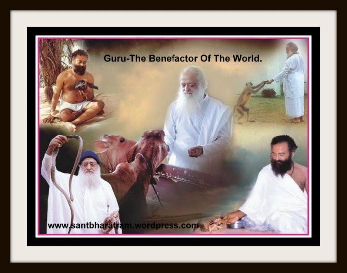 Guru-The Benefactor of the World