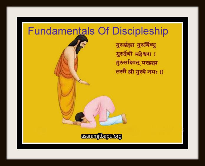 Fundamentals Of Discipleship