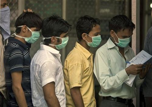 Swine Flu Virus in adults