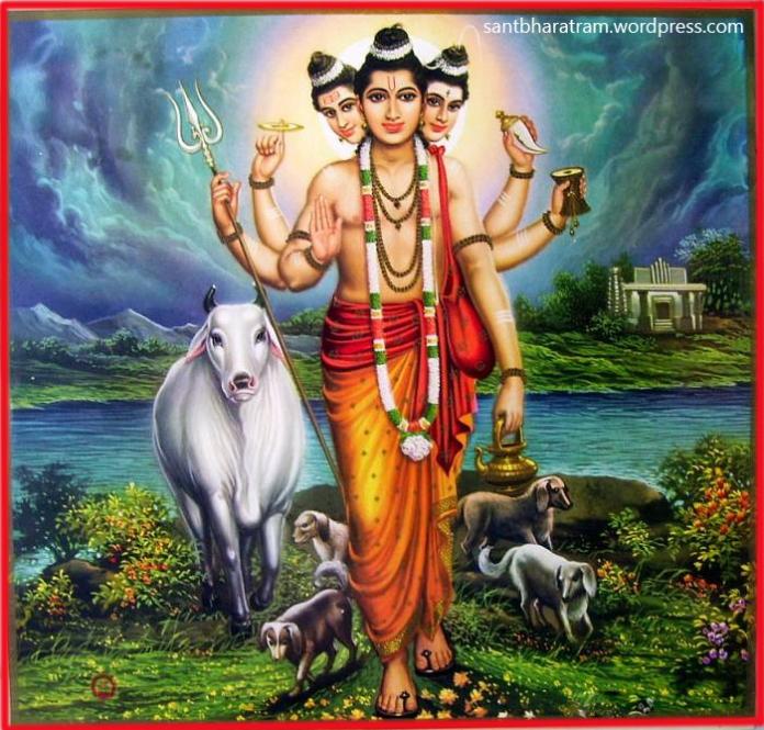 Bhagwan Dattatreya ke 24 guru