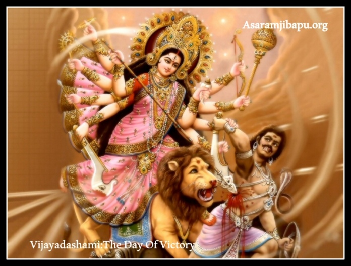 Vijaya Dashami:The Day Of Victory