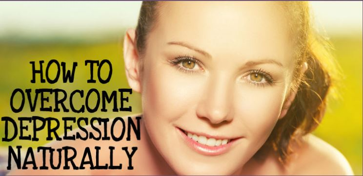 """""""How to Overcome Depression Naturally"""" is locked How to Overcome Depression Naturally"""